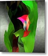 Abstract 091912a Metal Print