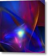 Abstract 092111 Metal Print