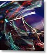 abstract 092111A Metal Print