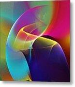 Abstract 102511 Metal Print