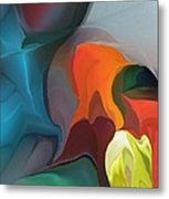 Abstract 122211 Metal Print