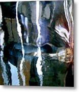 Abstract 1409 Metal Print