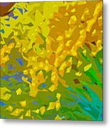 Abstract 167 Metal Print