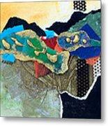 Abstract 2011 No.1 Metal Print
