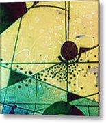 Abstract 209 Metal Print