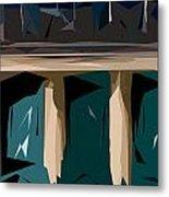 Abstract 21 Metal Print