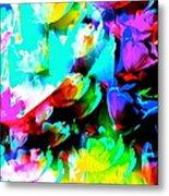 Abstract 253 Metal Print