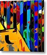 Abstract 26 Metal Print