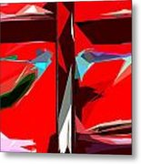 Abstract 30 Metal Print