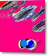Abstract 32 Metal Print