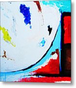 Abstract  6 Metal Print by Snake Jagger