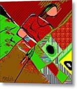 Abstract 629 Metal Print
