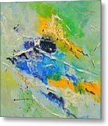 Abstract 6621803 Metal Print