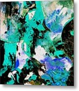 Abstract 690506 Metal Print