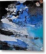Abstract 69211050 Metal Print