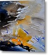 Abstract 6921201 Metal Print