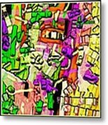 Abstract 765 Metal Print