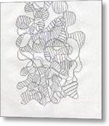 Abstract 77 Metal Print