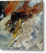 Abstract 7721601 Metal Print