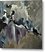 Abstract 8821205 Metal Print