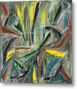 Abstract Art Fifteen Metal Print