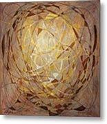 Abstract Art Twelve Metal Print