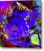 Abstract Dreams Metal Print by Doris Wood