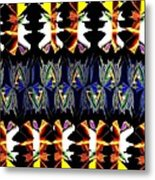 Abstract Fusion 156  Metal Print