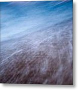 Abstract Landscape Metal Print