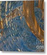 Abstract Water 5 Metal Print