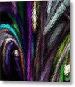 Abstracted 090611a Metal Print