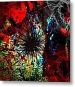 Abstracted  Metal Print