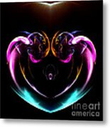 Absttract Seventy-seven Metal Print