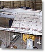 Accelerometers And Sensors Cover Metal Print