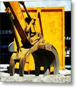 Access All Areas Metal Print