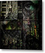 Accusations Metal Print