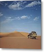 Ad Dahna Is The Red Sand Desert, Twenty Metal Print