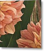 Adalee's Petals Metal Print