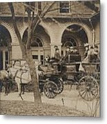 Adam Worth 1844-1902, The Famous Thief Metal Print by Everett