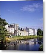 Adare Manor, Co Limerick, Ireland Metal Print