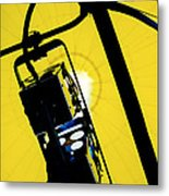 Adding Fuel To The Fire Metal Print