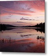 Adirondack Reflections 1 Metal Print
