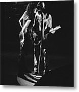 Aerosmith In Spokane 1 Metal Print