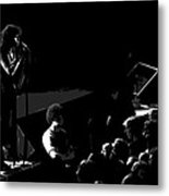 Aerosmith In Spokane 14b Metal Print