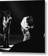 Aerosmith In Spokane 19 Metal Print