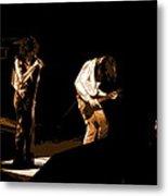 Aerosmith In Spokane 19a Metal Print