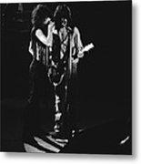 Aerosmith In Spokane 2 Metal Print