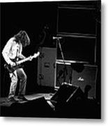 Aerosmith In Spokane 23 Metal Print