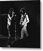 Aerosmith In Spokane 29 Metal Print