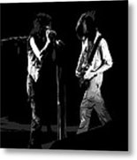 Aerosmith In Spokane 29a Metal Print
